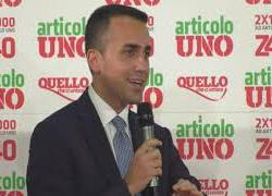 """Vaccini, Di Maio: """"Tutelano vita e libertà"""""""