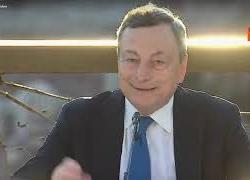 """Draghi dà il benvenuto in inglese ai delegati del G20 al Colosseo: """"Che piacere accogliervi qui"""""""