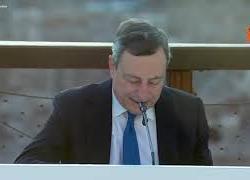 """Draghi: """"Futuro patrimonio culturale italiano dipende da noi"""""""