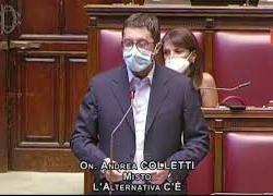 """Colletti (AC): """"Cancellati migliaia di processi, neanche la P2 era arrivata a tanto"""""""