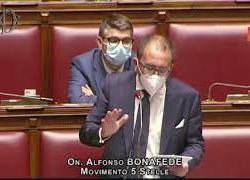 "Bonafede: ""Oggi si vota nostra riforma"""