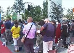 Ponte Morandi, il minuto di silenzio alle 11:36 per commemorare le 43 vittime