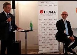 Torna Eicma, il salone delle due ruote alla Fiera di Milano. Le immagini della presentazione