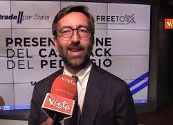 Cashback dei pedaggi, il Direttore generale di Free To X Massimo Iossa spiega come funzionerà