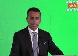 """Expo Dubai, Di Maio: """"Occasione unica Italia per presentare mobilità sostenibile"""""""