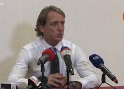 """Mancini: """"Tornare ad allenare i club? Prima il Mondiale, poi vediamo"""""""