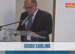 """Pnrr, Carlino: """"Crescita consentirà di avere sostenibili livelli di deficit e di debito"""""""