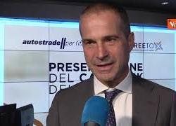 """Al via il cashback dei pedaggi, Tomasi (AD Autostrade): """"Tassello importante per digitalizzazione"""""""