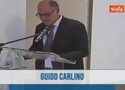 """Recovery plan, Carlino (Pres. Corte dei Conti): """"Logica del risultato PA sarà ancora più rilevante"""""""