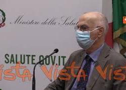 """Vaccini, Rezza: """"Apprezzamento Anthony Fauci conferma buona campagna in Italia"""""""
