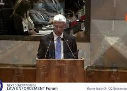 Il messaggio di Draghi per il Law Enforcement Forum