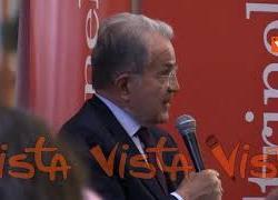 """Prodi: """"In Italia non ci sono più grandi imprese manifatturiere"""""""