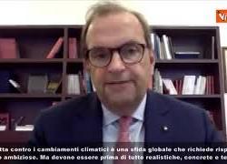 01-10-21 Business4Climate con Marcegaglia Pompei AD Deloitte e Renjen CEO Deloitte