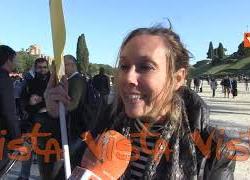 """""""E' una misura incostituzionale"""", ecco cosa dicono i No Green pass al Circo Massimo a Roma"""