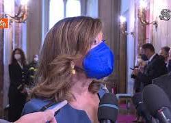 """Senato e Cultura, Casellati: """"Atleti azzurri protagonisti rinascita italiana"""""""