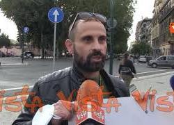 """Daniele Cofani (No Ita): """"Anche la cancellazione del logo di Alitalia è una vergogna"""""""