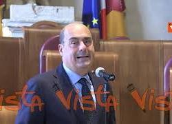 """Zingaretti: """"Con il sindaco Gualtieri condivisione di idee e strategie"""""""