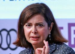 """Accuse collaboratrici, Boldrini: """"Su di me falsità"""""""