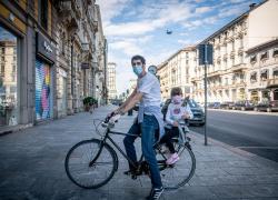 in Dl Rilancio bonus bici, fino a 500 euro e 60% del costo
