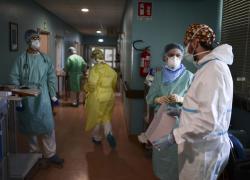 """Coronavirus, Ricciardi: """"Abbiamo un caso Lombardia"""""""