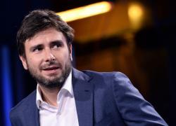 """Sindaco di Roma, Di Battista difende Raggi da Gualtieri: """"Lui candidato di serie B"""""""