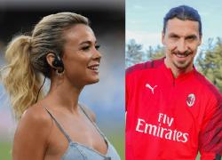 Diletta Leotta e Ibrahimovic stanno insieme? Rumor bomba di Chi: 'Super coppia dell'estate?'