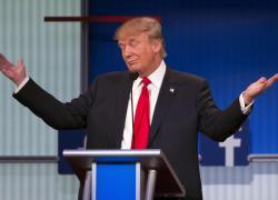 """Trump choc, elogio ad Adolf Hitler: """"Ha fatto anche tante cose buone"""""""