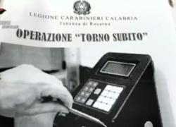 """""""Furbetti del cartellino"""" al comune di Rosarno, 12 indagati"""