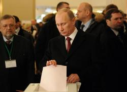 Elezioni Russia settembre 2021, niente sorprese: Putin rimane in testa