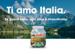 Enit e Ferrero, da ottobre 'Ti amo Italia' viaggio virtuale con Nutella