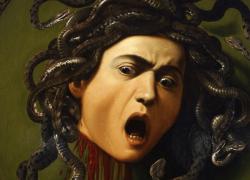'L'eco del mito della Medusa di Caravaggio', studio accosta Gorgoni di Sicilia alla sua opera