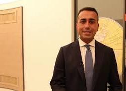 """Di Maio: """"Libia fondamentale per l'Italia, sosteniamo processo di pace"""""""
