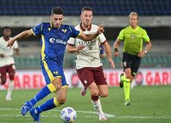 Verona-Roma 0-0, mezzo passo falso giallorosso