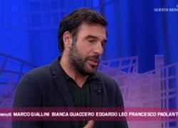 Edoardo Leo: cinema e teatro posti sicuri, in altri paesi aperti