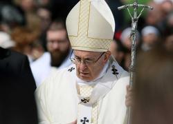 Pasqua, il Papa sui vaccini: 'Superare i ritardi'