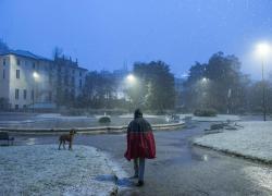 Meteo fine marzo, NEVE a bassa quota e gelate al Nord: colpi di coda d'inverno