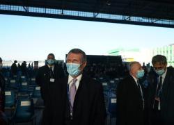 imprenditori non rinunciano ad assemblea, in oltre 800 a Linate