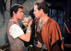 'Ben Hur' 60 anni fa in Italia, Heston impugnò la spada grazie a Musumeci Greco
