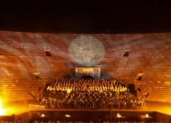 Musica, l'Arena di Verona vara webTV con concerto di Ezio Bosso