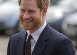Ballando con le Stelle, il principe Harry appare nella versione inglese. CLAMOROSO