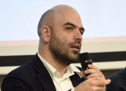 """Saviano contro De Luca: """"Mi esclude dal Ravello Festival"""""""
