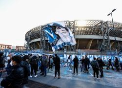 """""""San Paolo diventerà stadio Maradona in 15 giorni"""""""