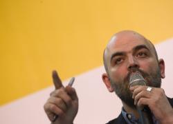 Roberto Saviano, cittadinanza onoraria di Verona revocata: ecco perché