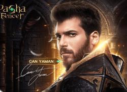 Can Yaman diventa personaggio del videogioco Pasha Fencer: CLAMOROSO. E' dappertutto!