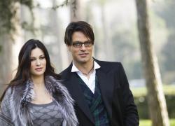 Manuela Arcuri sconvolta a Live: 'Mi hai usata?' CONFESSIONE CLAMOROSA DI GABRIEL GARKO