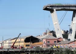 Ponte Morandi: chi doveva controllare sulla sua sicurezza non lo aveva mai visto
