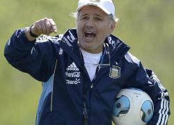 Argentina ancora in lutto, morto l'ex ct Sabella