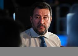 """""""Francesca è un gioiello"""", Salvini si commuove in diretta"""