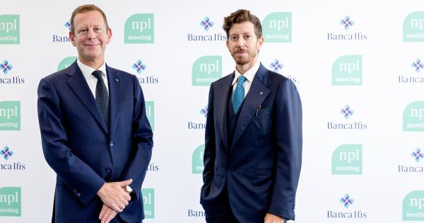 "Banca Ifis, Npl Meeting 2021, Fürstenberg:""Etica, sostenibilità e trasparenza"""